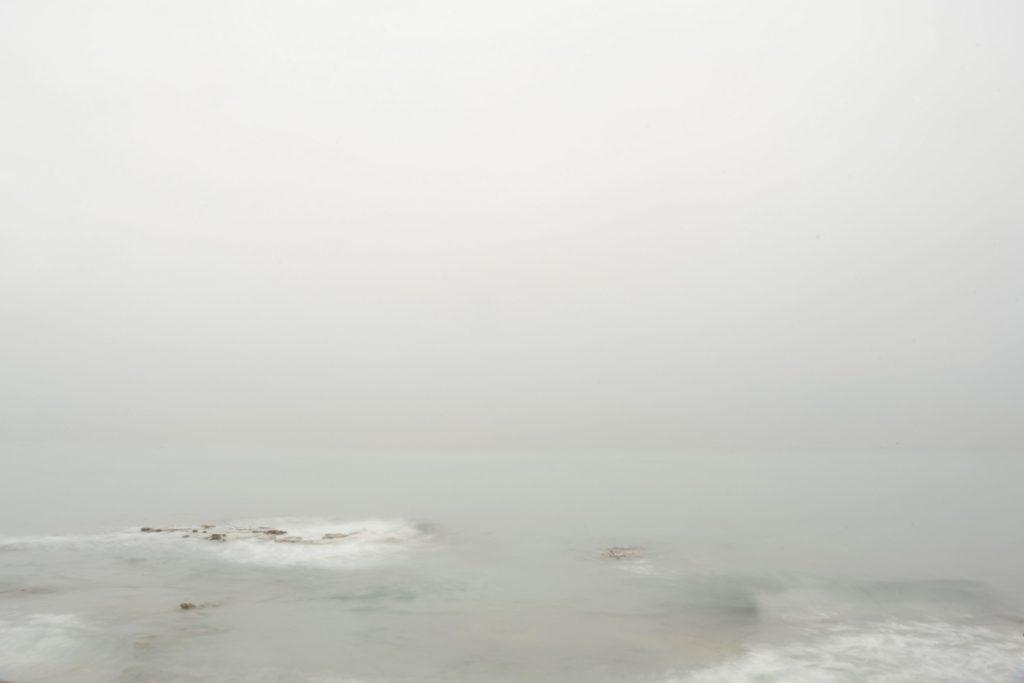"""""""Der Blick auf das Mittelmeer war herrlich, aber ich konnte nicht aufhören, an die Menschen zu denken, deren Leben in eben diesen Gewässern verloren gegangen war."""""""